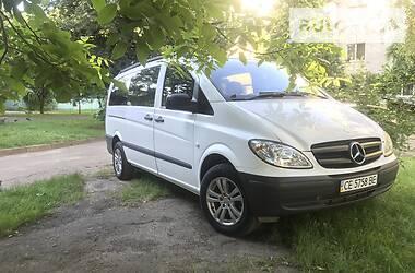 Mercedes-Benz Vito 111 2010 в Черновцах
