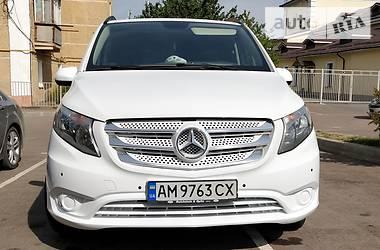 Mercedes-Benz Vito 111 2015 в Бердичеве