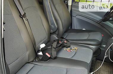 Легковий фургон (до 1,5т) Mercedes-Benz Vito 111 2006 в Кременчуці