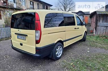 Mercedes-Benz Vito 111 2006 в Черновцах