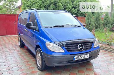 Минивэн Mercedes-Benz Vito 111 2006 в Днепре