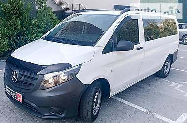 Минивэн Mercedes-Benz Vito 111 2019 в Киеве