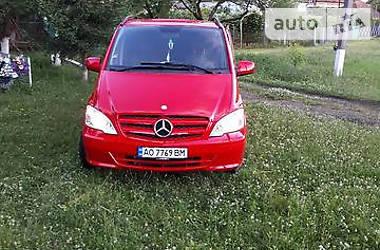 Mercedes-Benz Vito 113 2013 в Мукачево