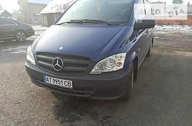 Mercedes-Benz Vito 113 2010 в Ужгороде