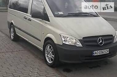 Mercedes-Benz Vito 113 2011 в Тячеве