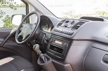 Мінівен Mercedes-Benz Vito 113 2012 в Дніпрі