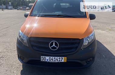 Легковой фургон (до 1,5 т) Mercedes-Benz Vito 114 2018 в Бердичеве
