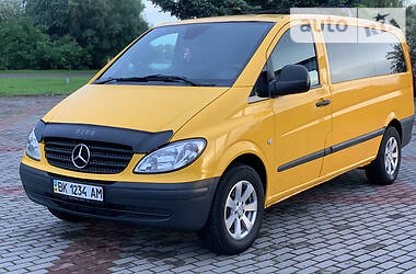 Mercedes-Benz Vito 115 2006 в Млинове