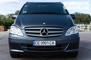Минивэн Mercedes-Benz Vito 116 2014 в Черновцах
