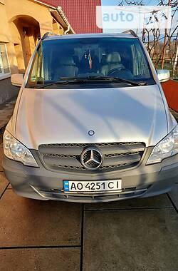 Mercedes-Benz Vito 116 2014 в Хусте