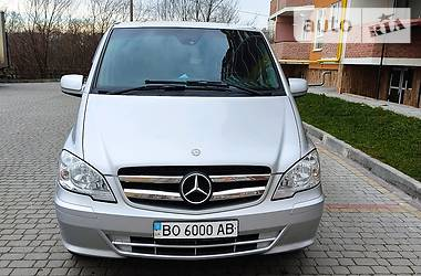 Mercedes-Benz Vito 116 2012 в Тернополе