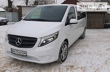 Mercedes-Benz Vito 116 2018 в Бердичеві