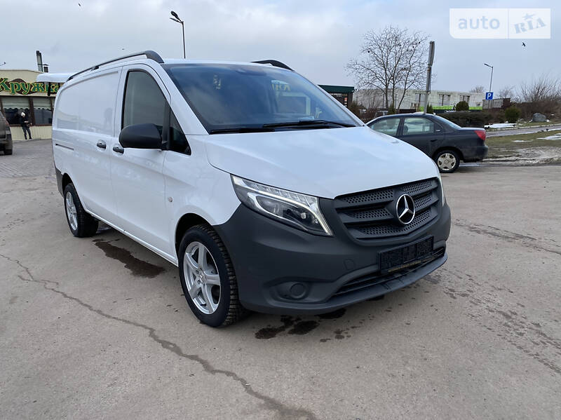 Mercedes-Benz Vito 116 2017led