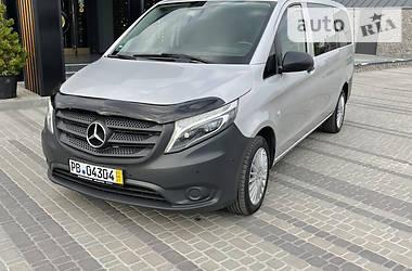 Легковой фургон (до 1,5 т) Mercedes-Benz Vito 116 2016 в Белой Церкви