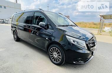 Минивэн Mercedes-Benz Vito 119 2017 в Одессе