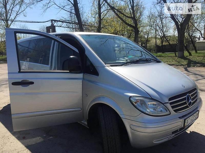 Mercedes-Benz Vito 120 Long