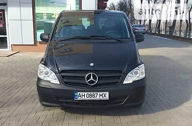 Легковой фургон (до 1,5 т) Mercedes-Benz Vito 122 2013 в Краматорске