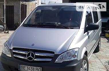 Mercedes-Benz Vito груз.-пасс. 2011