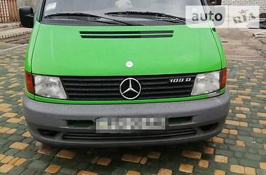Mercedes-Benz Vito груз.-пасс. 1998 в Луганске