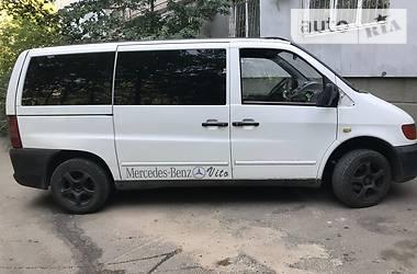 Mercedes-Benz Vito груз.-пасс. 1997 в Николаеве
