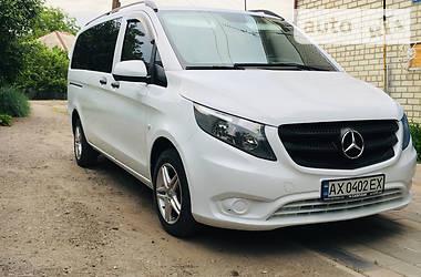 Mercedes-Benz Vito груз.-пасс. 2015