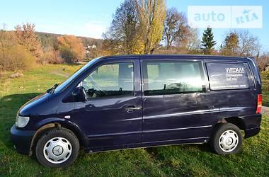 Mercedes-Benz Vito груз.-пасс. 2002 в Виннице