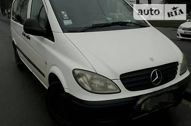 Mercedes-Benz Vito груз.-пасс. 2006 в Львове