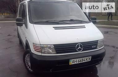 Mercedes-Benz Vito груз. 1996 в Донецке