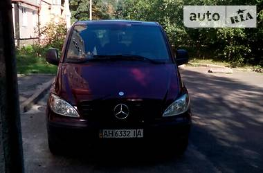 Mercedes-Benz Vito груз. 2005 в Донецке