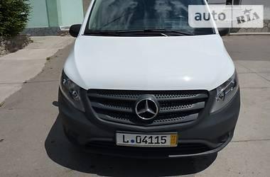 Mercedes-Benz Vito груз. 2016 в Черкассах