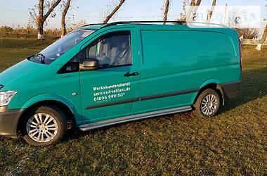 Mercedes-Benz Vito груз. 2012 в Черновцах