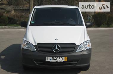 Mercedes-Benz Vito груз. 2013 в Луцке