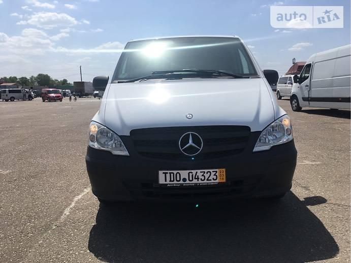 Mercedes-Benz Vito груз. 2013 в Бердичеве