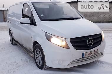 Mercedes-Benz Vito груз. 2016 в Житомире