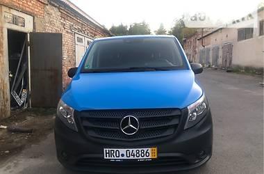 Mercedes-Benz Vito груз. 2015 в Виннице
