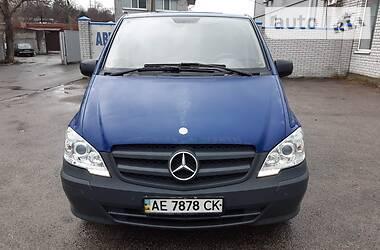 Mercedes-Benz Vito груз. 2012 в Днепре