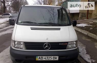 Mercedes-Benz Vito пасс. 2003 в Тульчине