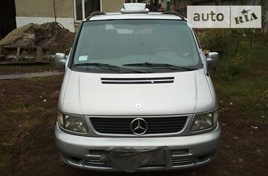 Mercedes-Benz Vito пасс. 1999 в Донецке