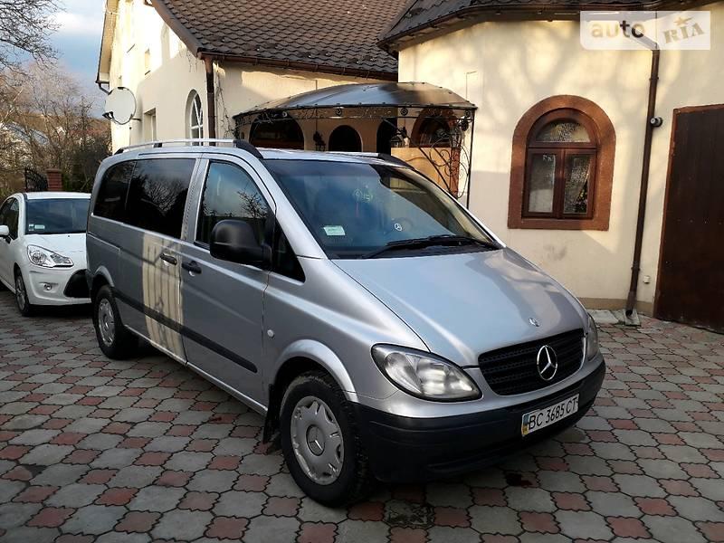 Mercedes-Benz Vito 2006 року