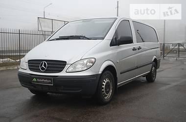 Mercedes-Benz Vito пасс. 2010 в Полтаве