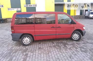 Mercedes-Benz Vito пасс. 110 CDI airco 2000