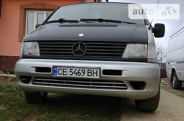Mercedes-Benz Vito пасс. 1999 в Черновцах