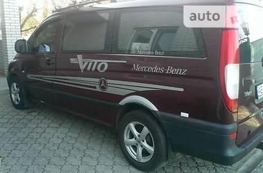 Mercedes-Benz Vito пасс. 2005 в Дніпрі