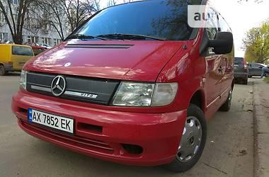 Mercedes-Benz Vito пасс. 2001 в Харькове