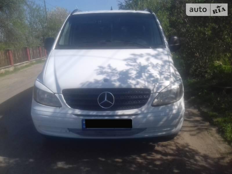Mercedes-Benz Vito пасс. 2004 в Калуше