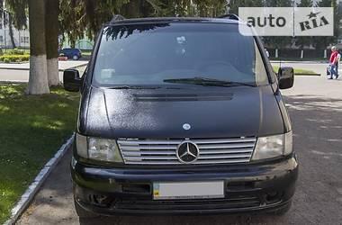 Mercedes-Benz Vito пасс. 2001 в Ровно