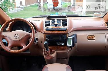 Mercedes-Benz Vito пасс. 2007 в Ивано-Франковске