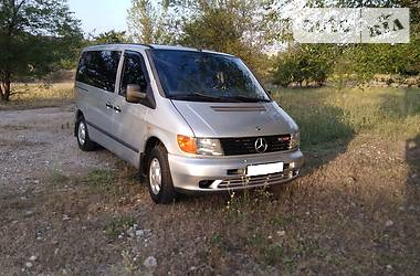 Mercedes-Benz Vito пасс. 2003 в Донецке