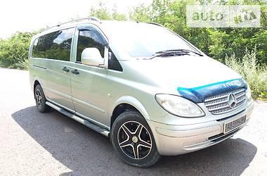 Mercedes-Benz Vito пасс. 2004 в Чечельнике