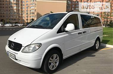 Mercedes-Benz Vito пасс. 2008 в Вишневом